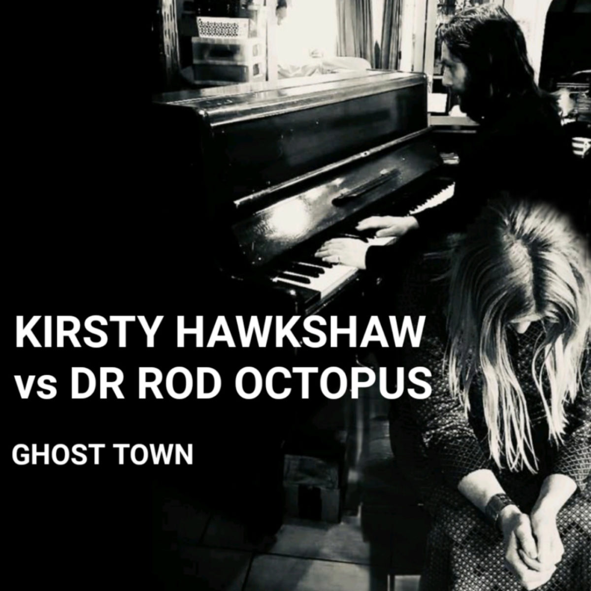 GHOST TOWN 2020 DR. ROD OCTOPUS VS KIRSTY HAWKSHAW